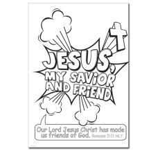 Be a Friend Coloring Page Bible Beatitudes Pinterest Bible