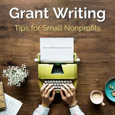 Four Realistic Grant Writing Tips for Small Nonprofits : Tips for Small Nonprofits - Tips for Non Profits Grant Writing Grant Proposal Writing, Grant Writing, Writing Tips, Formation Management, Apply For Grants, Nonprofit Fundraising, Fundraising Ideas, Gifts For Teen Boys, Non Profit