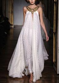 oscar de la renta wedding dress 2012 fall winter - Google Search