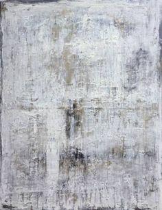 "Saatchi Art Artist Roger König; Painting, """"1154 antique series white/gold"""" #art"
