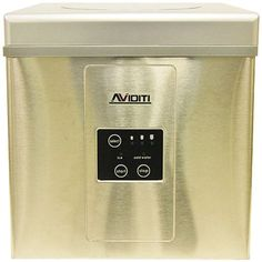 #Aviditi #ZB-10 Small Table Top Ice Maker with Soft Touch #Controls   really love it!   http://amzn.to/HnXo84