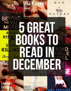5 Great Books To Read In December