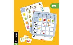Quadriludi Tables Workshops - Spatial location - Brault & Bouthillier Early Math, Preschool, Workshop, Tables, Atelier, Mesas, Kid Garden, Kindergarten, Preschools