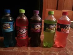 Jolly Rancher Soda!