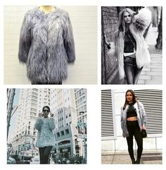 On trend shaggy faux fur ombre jacket now available at #NicciBoutiques #NicciWinter2015 Fur Coat, Jackets, Fashion, Down Jackets, Moda, Fashion Styles, Fashion Illustrations, Fur Coats, Fur Collar Coat