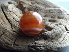 Lake Superior Agat Marble OOAK by CallyHandcrafted on Etsy, $50.00