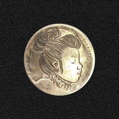Hobo Nickel, Coins, Carving, Rooms, Wood Carvings, Sculptures, Printmaking, Wood Carving