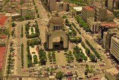 Monumento a la revolución - México DF