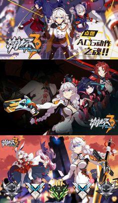 [Homepack Buzz] Check out this awesome homescreen! Idham Midori Honkai Impact 3