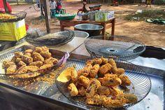 Street food Cambodia #siemreap #cambodia #food #streetfood  #yummy #delicious #eat #streetfood #foodadventures #tastetravel #tastetravelfoodadventuretours #sunshinecoast #australia #holiday #vacation #instafood #instagood #followme #localsknow #foodandwine #foodiefeature #lovefood #tastingtable