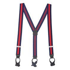 Suspender Store Mens Navy/Red Striped Button Suspenders -... https://www.amazon.com/dp/B01EYT3F4K/ref=cm_sw_r_pi_dp_U_x_dMqaBbTS5CQ82