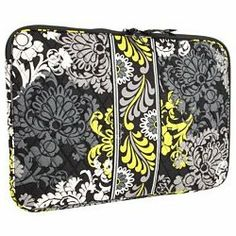 Vera Bradley 17 inch Laptop Sleeve in Baroque Computer Accessories, Tech Accessories, 17 Inch Laptop, Best Laptops, A 17, Vera Bradley Backpack, Laptop Sleeves, Baroque, My Style