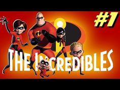 Les indestructibles Gameplay Xbox Ps2 Gamecube 2004 HD Part 1 - YouTube