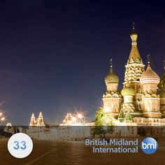This is image 33 of the #bmipinterestlottery, our Repin to win competition! In order to be in with a chance of winning bmi flights to any destination on our network, visit our Pinterest boards or http://bmisocialplanet.tumblr.com and repin any of our 63 destination photos (only your first six entries will be counted). To book flights to historic Moscow, visit us at http://www.flybmi.com/bmi/flights/moscow.aspx