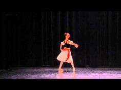 Gisele Bethea-Esmeralda Variation - YouTube Anna Rose 5be563cbe