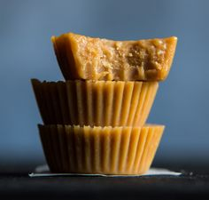 Quick and Easy Peanut Butter Fudge #justeatrealfood #wholefoodsimply
