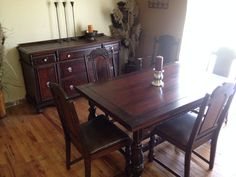 Dining Room Set Early 1900u0027s By AngelinaNikon On Etsy, $2995.00