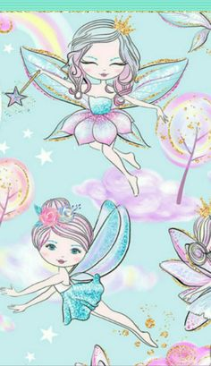 Fairy Wallpaper, Mobile Wallpaper, Wallpaper Backgrounds, Iphone Wallpaper, Hd Cool Wallpapers, Art Drawings For Kids, Arte Popular, Mermaid Art, Cute Images