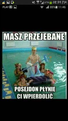 Przejdźcie lepiej do drugiej części # Losowo # amreading # books # wattpad Memes Humor, Man Humor, Funny Memes, Funny Lyrics, Im Fabulous, Dead Memes, Reaction Pictures, Wtf Funny, Really Funny