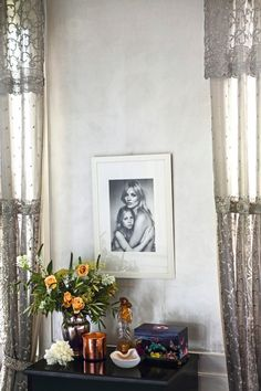 kate moss's home tour is predictably magical - love this styling