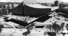 кинотеатр на 2 зала, Ереван, 1975