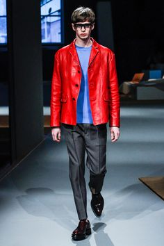 Prada Fall 2013 Menswear Collection Slideshow on Style.com