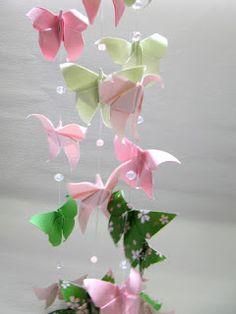 origami ···mariposas