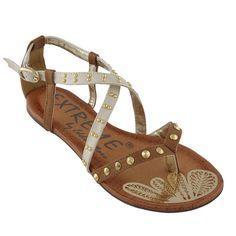 <3 Gladiator Sandals