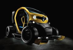 Renault Twizy Sport F1 Electric Concept    IN  Vehicles