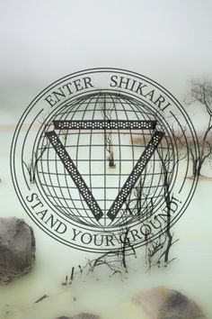 This is another fane made design of an Enter Shikari album name. The design follows a similar theme to the space based one and I will be considering it in my future designs allong with most of the things found in my Pintrest account.