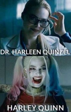 Find images and videos about joker, harley quinn and suicide squad on We Heart It - the app to get lost in what you love. Der Joker, Harley Quinn Comic, Joker And Harley Quinn, Margot Elise Robbie, Margot Robbie Harley Quinn, Aquaman, Harly Quinn Quotes, Dibujos Tumblr A Color, Harely Quinn