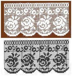 Kira scheme crochet: Scheme crochet no. 1124