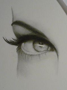 Eye practice by lovedolphins10409.deviantart.com on @DeviantArt