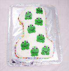 Rezept: Kinderpingui Torte für den Kindergeburtstag
