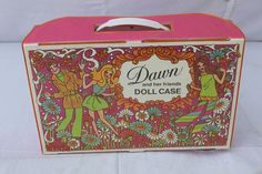 Dawn And Her Friends Doll Case