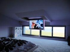 Unitech elektrische tv plafond lift max. ca. 50 inch