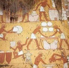 Eski Mısır'da beslenme