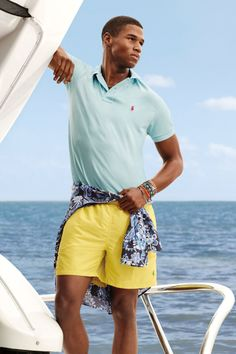 Inspired by the spirit of island living, Polo Ralph Lauren Resort is getaway ready