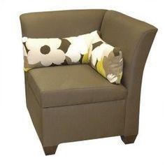 Modular Corner Storage Chair UrbanOutfitters com Darby Modular