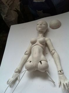 Marionette mirage doll makers progress