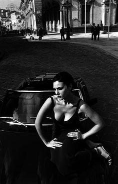 Monica Bellucci by Ferdinando Scianna