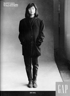 Maya Lin for Gap, 1990