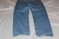Levis 550 36x30 pre-owned mens jeans  #Levis #Relaxed