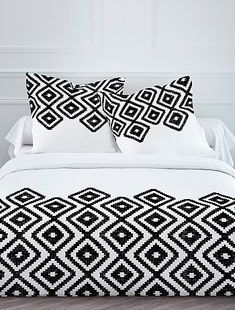 coussin motif graphique pinterest. Black Bedroom Furniture Sets. Home Design Ideas