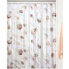 Sea Shell Shower Curtain Review