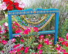 Working for Carrots: Bohemian Garden Art