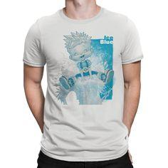 ICE BLUE - TEE