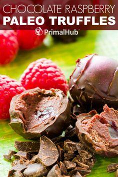 Raspberry Truffle Fudge Recipe — Dishmaps