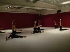 Killer Ab & Flexibility Work Out! Love me some Graham! Martha Graham based floor work