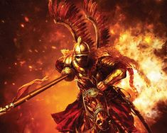 Polish Hussar. ('Mount & Blade- Fire and Sword' cover art)